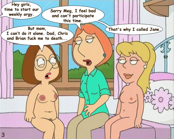 Opinion Lois griffin slut whore congratulate, your