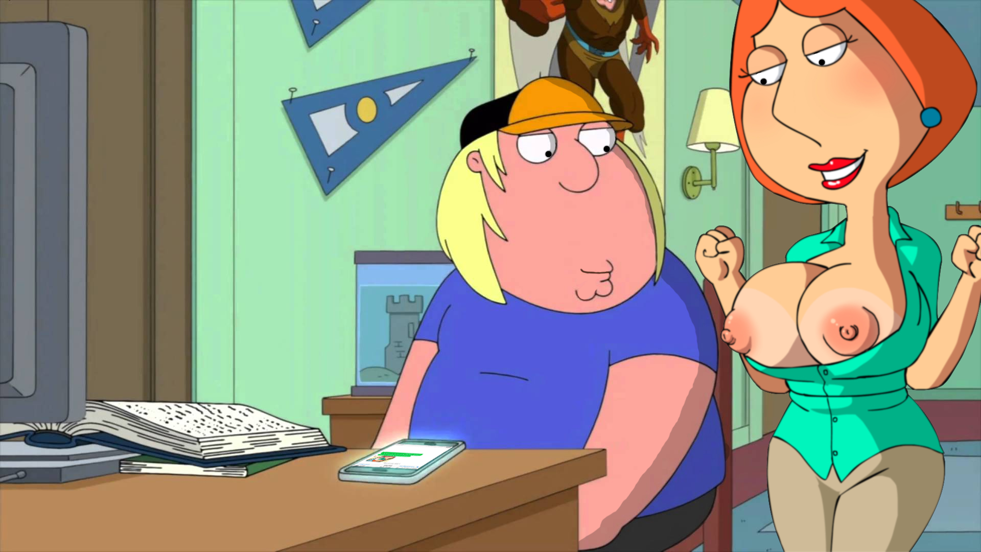 Ready Lois griffin slut whore thanks for