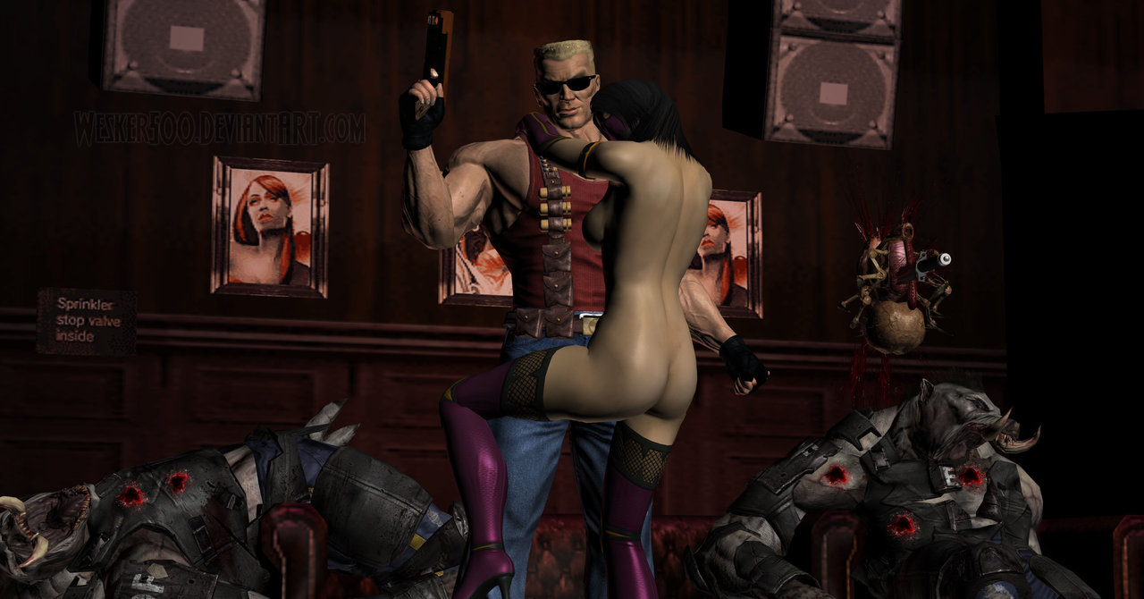 duke nukem rule 34