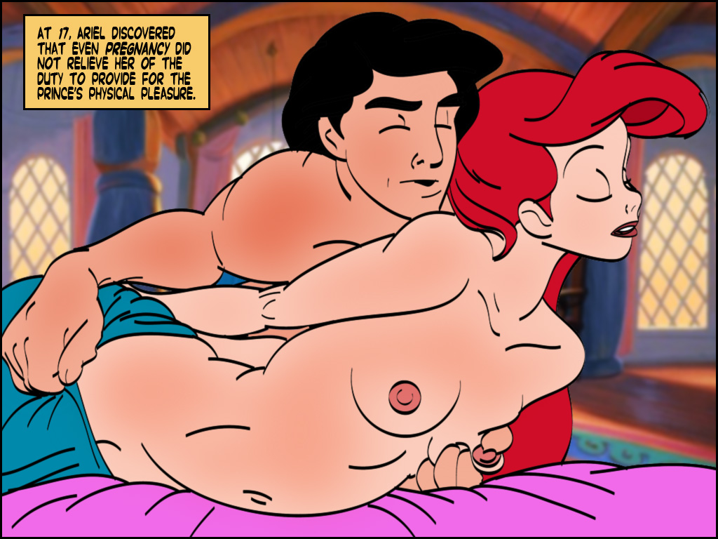 little mermaid disney princess porn-naked photo
