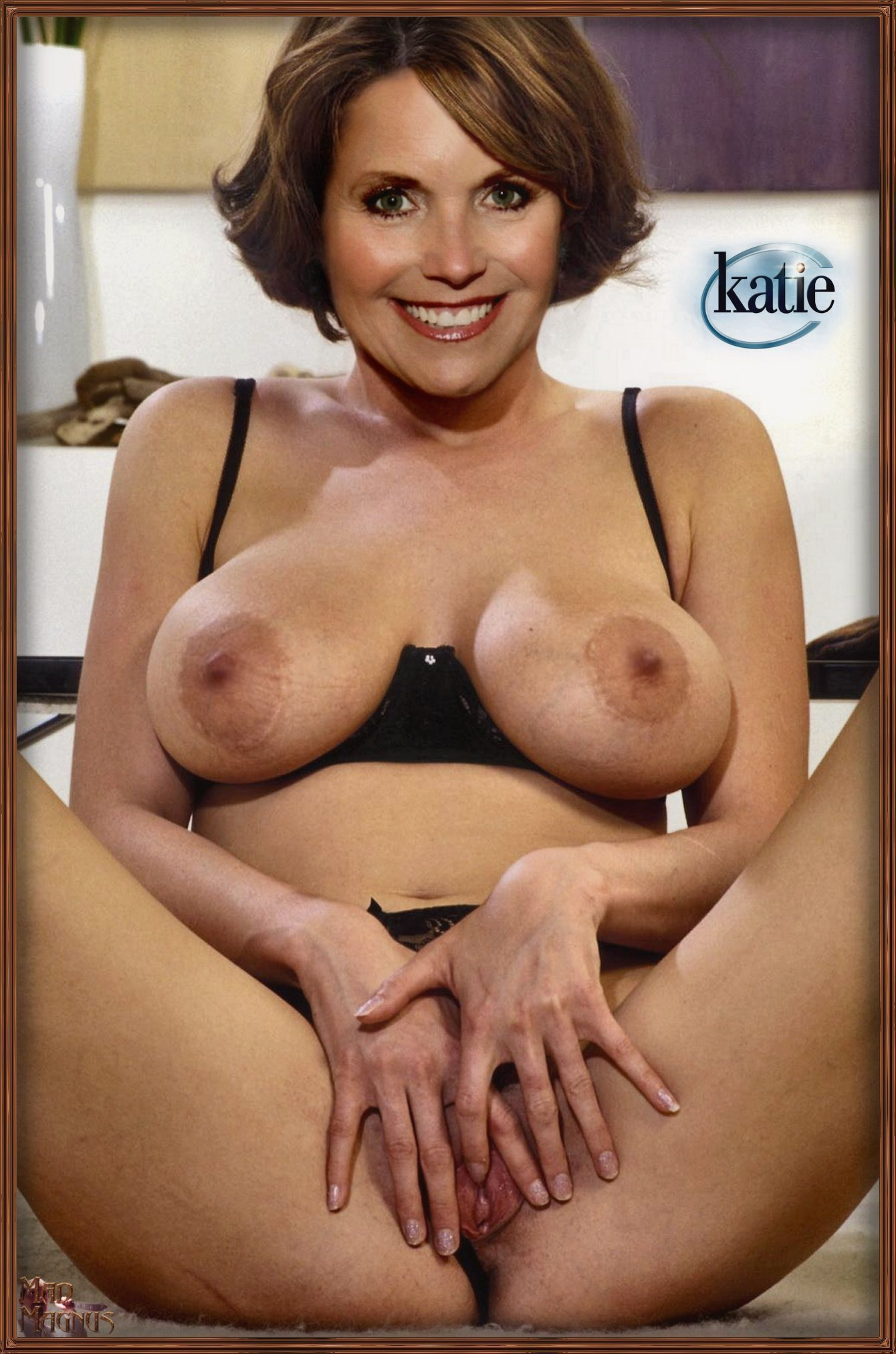 Nude photos of katie couric