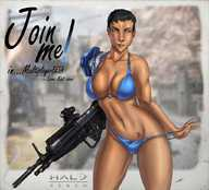Halo Porn Kat pertaining to image 486037: halo halo_reach ultamisia kat_s-320 spartan