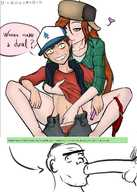 Gravity Falls Sex Porn with regard to image 1494014: bill_cipher bipper dipper_pines direct