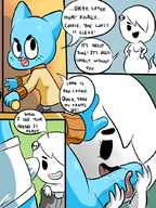 Pussy amazing world of gumball porn comic whores would