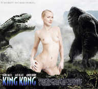 Naomi watts king kong was and