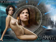 Does not Stargate atlantis nude